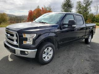 Used 2017 Ford F-150 XLT SUPERCREW, 4X4, V8 5,0L for sale in Vallée-Jonction, QC