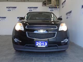 Used 2013 Chevrolet Equinox 2LT | AWD | LEATHER | REAR CAM | TOUCHSCREEN for sale in Brantford, ON