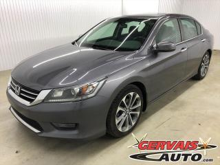 Used 2015 Honda Accord Sport MAGS TOIT OUVRANT BLUETOOTH CAMÉRA for sale in Shawinigan, QC