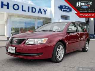 Used 2005 Saturn Ion for sale in Peterborough, ON