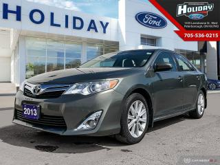 Used 2013 Toyota Camry LE for sale in Peterborough, ON