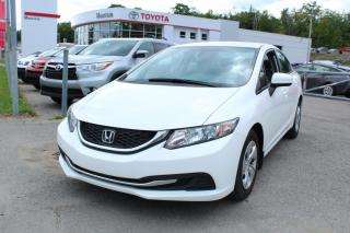 Used 2015 Honda Civic LX 4 portes, boîte automatique for sale in Shawinigan, QC