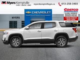 New 2020 GMC Acadia AT4  - Navigation - Power Liftgate for sale in Kemptville, ON
