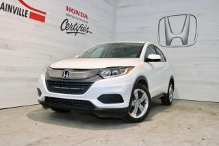 Used 2019 Honda HR-V LX for sale in Blainville, QC