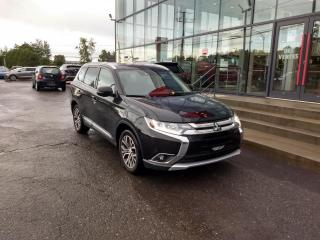 Used 2018 Mitsubishi Outlander GT S-AWC TOIT*CUIR*CAMÉRA for sale in Lévis, QC