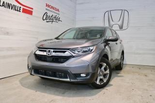 Used 2019 Honda CR-V EX-L AWD for sale in Blainville, QC