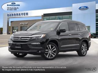 Used 2018 Honda Pilot Touring for sale in Ottawa, ON