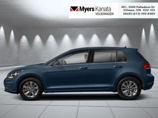 New 2020 Volkswagen Golf Comfortline 5-door Auto for sale in Kanata, ON