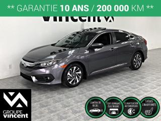 Used 2016 Honda Civic EX ** GARANTIE 10 ANS ** Fiabilité légendaire! for sale in Shawinigan, QC