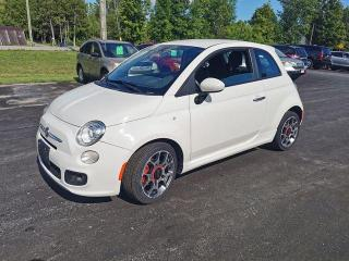 Used 2013 Fiat 500 Sport for sale in Madoc, ON