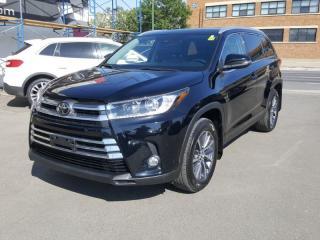 Used 2019 Toyota Highlander XLE for sale in Regina, SK