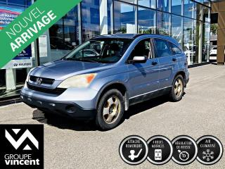 Used 2008 Honda CR-V LX ** AWD ** Fiable et sécuritaire! for sale in Shawinigan, QC