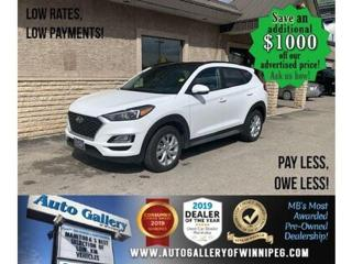 Used 2020 Hyundai Tucson Preferred* Awd/Htd seats/Roof for sale in Winnipeg, MB