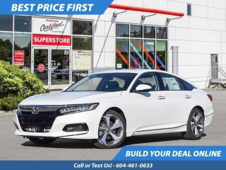 New 2020 Honda Accord for sale in Port Moody, BC