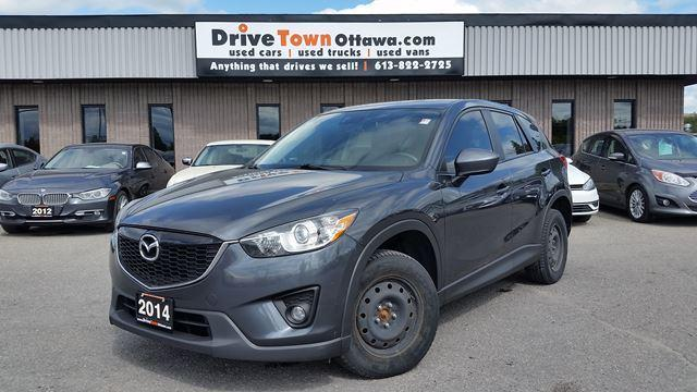 2014 Mazda CX-5 GT AWD LEATHER NAVI POWER ROOF