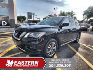 Used 2019 Nissan Pathfinder   1 Owner   No Accidents   Pano Sunroof   for sale in Winnipeg, MB