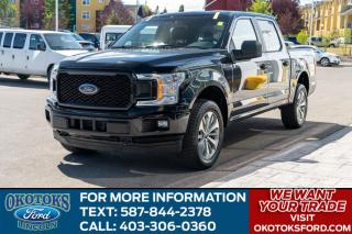 Used 2018 Ford F-150 XL 101A/SPORT/STX/4x4 for sale in Okotoks, AB