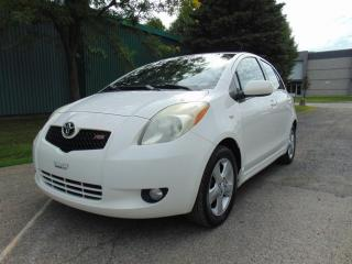 Used 2007 Toyota Yaris ****MODEL RS********A/C******* for sale in St-Eustache, QC