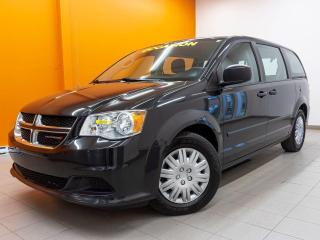Used 2014 Dodge Grand Caravan SE TOURING *STOWN'GO ARR* A/C * REG VITESSE *PROMO for sale in Mirabel, QC