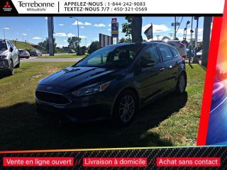 Used 2016 Ford Focus SE COMMODITÉ ***VOLANT CHAUFFANT*** 37$ PAR SEMAIN for sale in Terrebonne, QC