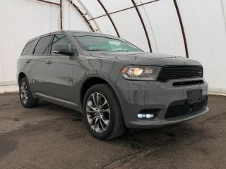 Used 2019 Dodge Durango GT 6 PASSENGER SEATING, NAVIGATION, TECHNOLOGY GROUP, FACTORY REMOTE STARTER for sale in Ottawa, ON