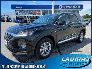 Used 2020 Hyundai Santa Fe 2.4L AWD Essential for sale in Port Hope, ON