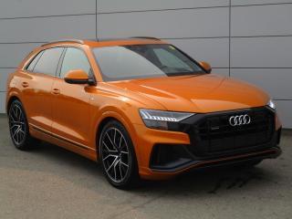 New 2020 Audi Q8 55 Technik for sale in Regina, SK