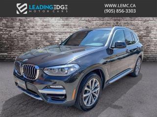Used 2019 BMW X3 xDrive30i Premium Package Essential! for sale in King, ON
