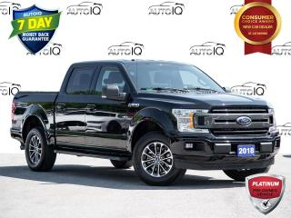 Used 2018 Ford F-150 XLT SPORT PACKAGE | Brand New Michelin Tires! One Owner | Clean Car Fax | for sale in St Catharines, ON