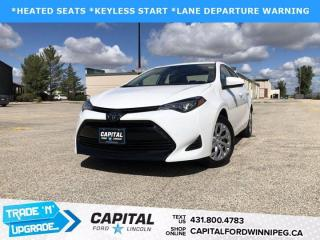 Used 2019 Toyota Corolla LE for sale in Winnipeg, MB