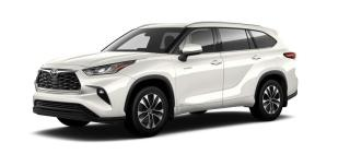 New 2020 Toyota Highlander HYBRID XLE for sale in Renfrew, ON