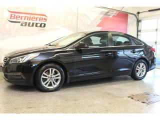 Used 2016 Hyundai Sonata GL for sale in Lévis, QC