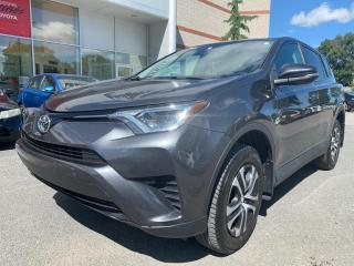 Used 2016 Toyota RAV4 FWD 4dr LE for sale in Longueuil, QC