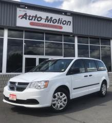 Used 2016 Dodge Grand Caravan SE/SXT VERY CLEAN 7 PASSENGER STOW N' GO SEATS for sale in Chatham, ON