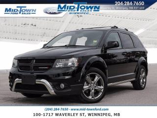 Used 2017 Dodge Journey AWD for sale in Winnipeg, MB
