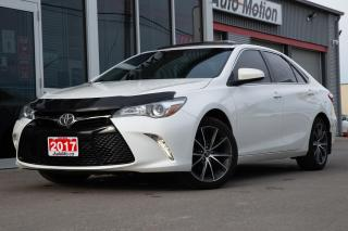 Used 2017 Toyota Camry SUEDE SEATS SUNROOF POWER SEATS BACKUP CAM for sale in Chatham, ON