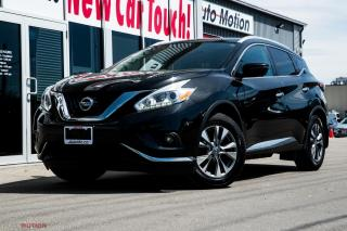 Used 2016 Nissan Murano 360 BACKUP CAM - HEATED/PWR SEATS - PANO SUNROOF for sale in Chatham, ON