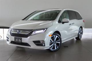 Used 2019 Honda Odyssey Touring for sale in Langley City, BC