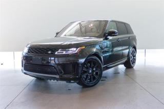 Used 2020 Land Rover Range Rover Sport P360 HSE for sale in Langley City, BC