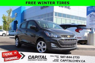 New 2021 Chevrolet Spark LS for sale in Calgary, AB