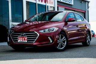 Used 2017 Hyundai Elantra BACK UP CAM HEATED SEATS BLUETOOTH AND MORE for sale in Chatham, ON
