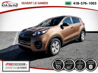 Used 2017 Kia Sportage Traction avant 4 portes LX for sale in Québec, QC