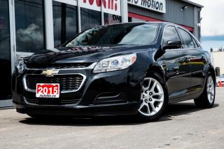 Used 2015 Chevrolet Malibu 1LT BACKUP CAM - POWER SEATS - SUNROOF for sale in Chatham, ON