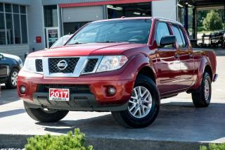 Used 2017 Nissan Frontier HEATED SEATS - BACKUP CAM - 4WD for sale in Chatham, ON