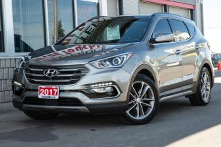 Used 2017 Hyundai Santa Fe Sport 2.0T Ultimate for sale in Chatham, ON