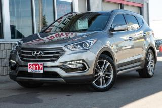 Used 2017 Hyundai Santa Fe Sport HEAT/AC/PWR SEATS - 360 BACKUP CAM - PANO SUNROOF for sale in Chatham, ON