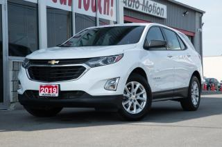 Used 2019 Chevrolet Equinox LS BACKUP CAMERA - START/STOP BUTTON - CLEAN! for sale in Chatham, ON