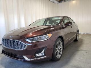 Used 2019 Ford Fusion Hybrid Titanium for sale in Regina, SK