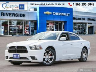 Used 2014 Dodge Charger SXT for sale in Brockville, ON