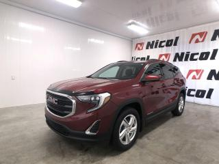 Used 2018 GMC Terrain SLE-2 TOIT PANORAMIQUE for sale in La Sarre, QC
